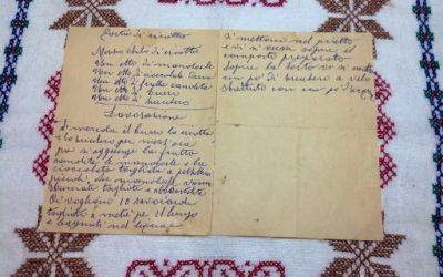 Weihnachten im Hause Saccani – ein geschichtsträchtiges Dessert