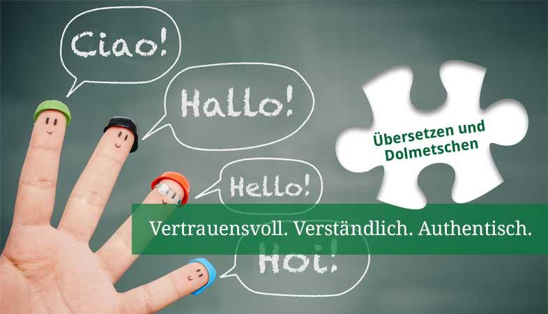 Saccani Translations Übersetzungen und Dolmetschen Deutsch Italienisch