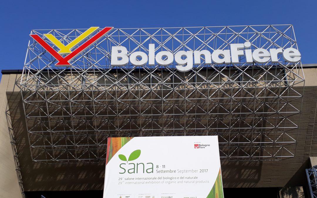 Wo Bio Zuhause ist: Besuch der Sana 2017 in Bologna