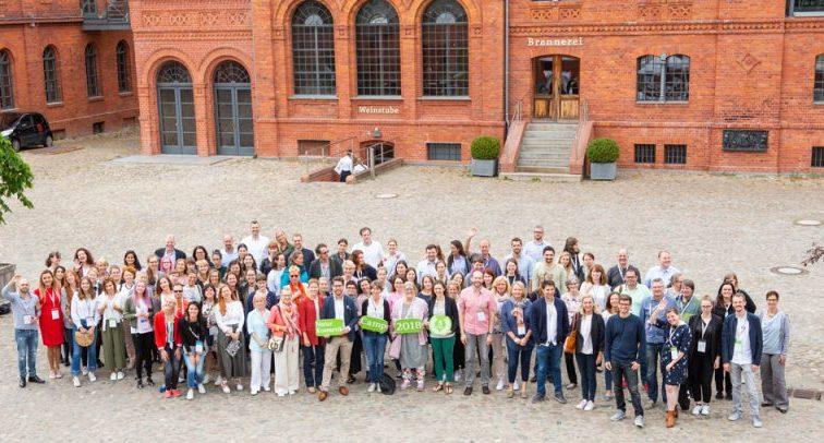 Farbe bekennen, nachhaltig tagen – Das NaturkosmetikCamp 2018 in Brandenburg
