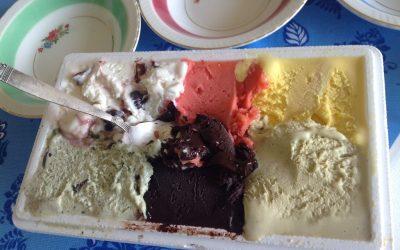 Jeden Sommer die gleiche Frage: Eiscreme aus dem Supermarkt oder handgemachtes Eis?