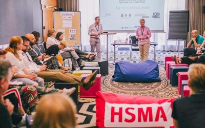Nachhaltig tagen III – Das micecamp 2018 in Berlin