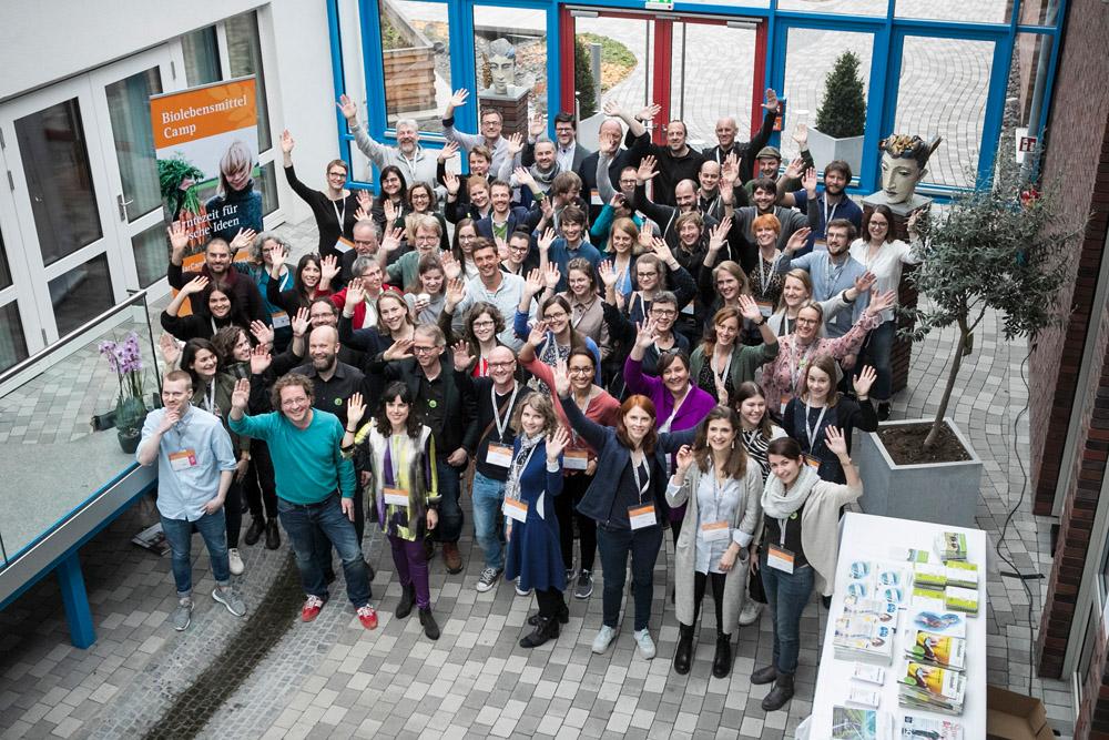 Nachhaltig tagen im Barcamp – Das BiolebensmittelCamp 2019 in Fulda