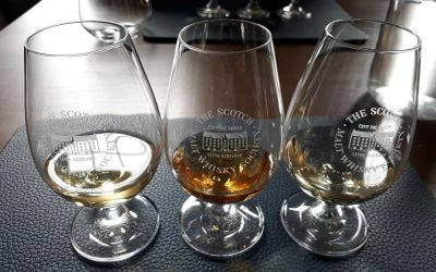 Zu Gast bei der Scotch Malt Whisky Society in Edinburgh