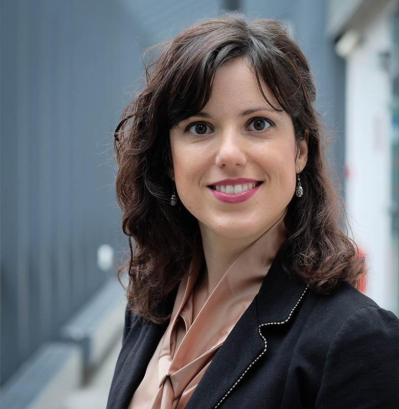 Caterina Saccani professionelle Konsekutivdolmetscherin