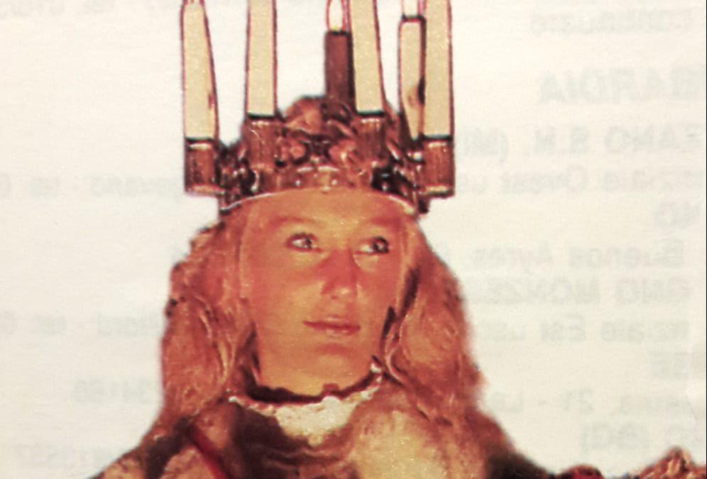Meine heilige Lucia
