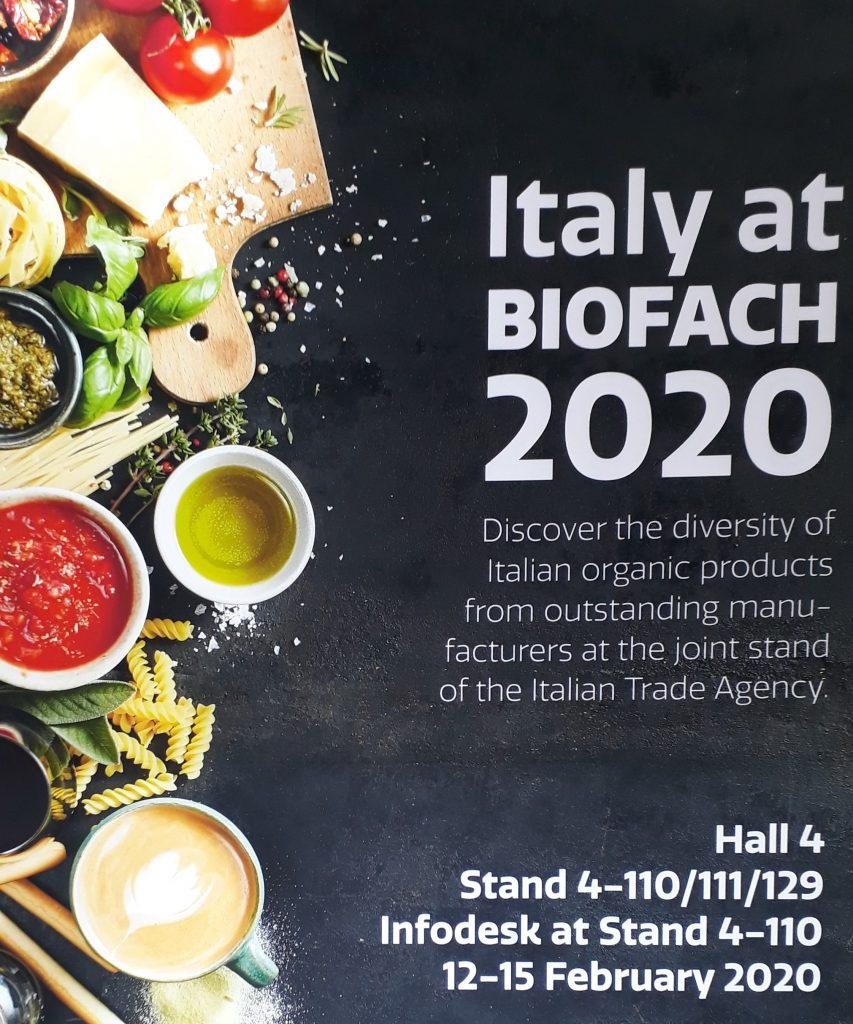 Italien auf der Biofach