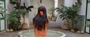 natürliche Haarkuren