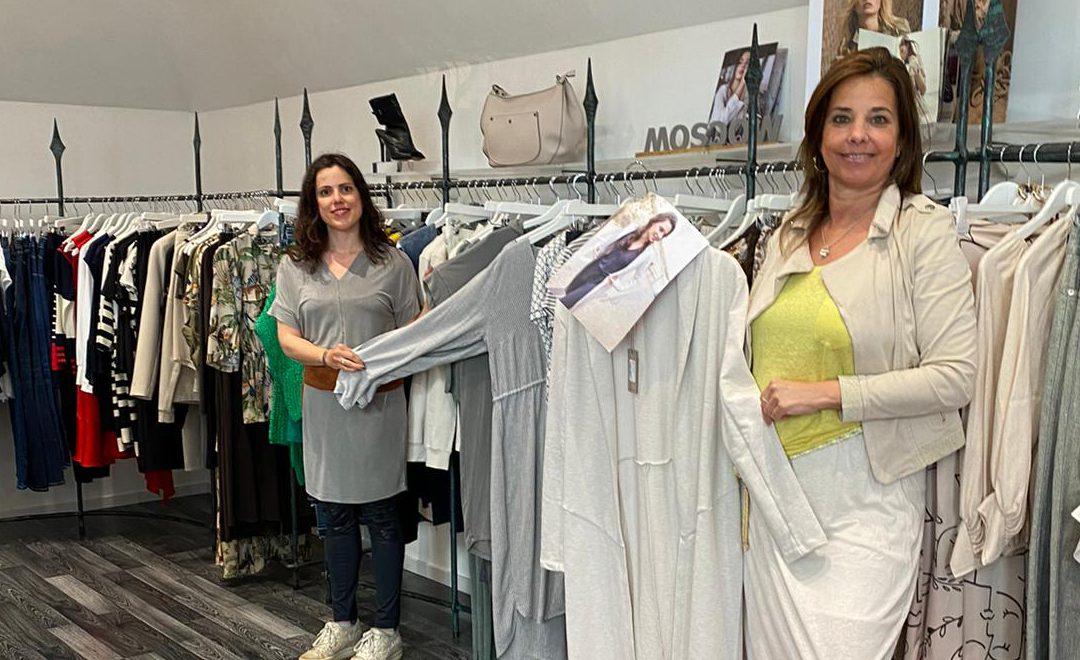 Neu bei Ferro Mode in Aachen: Nachhaltige Kollektion aus Naturmaterialien
