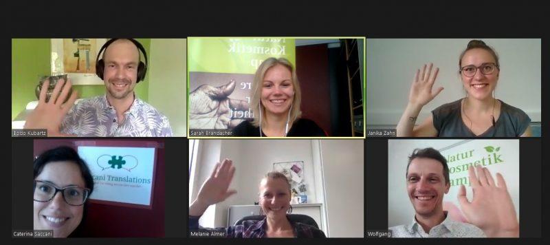 NaturkosmetikCamp 2020: Auch online ein echtes Erlebnis!