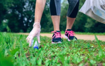 Laufen, bücken, sammeln – Plogging für Anfänger